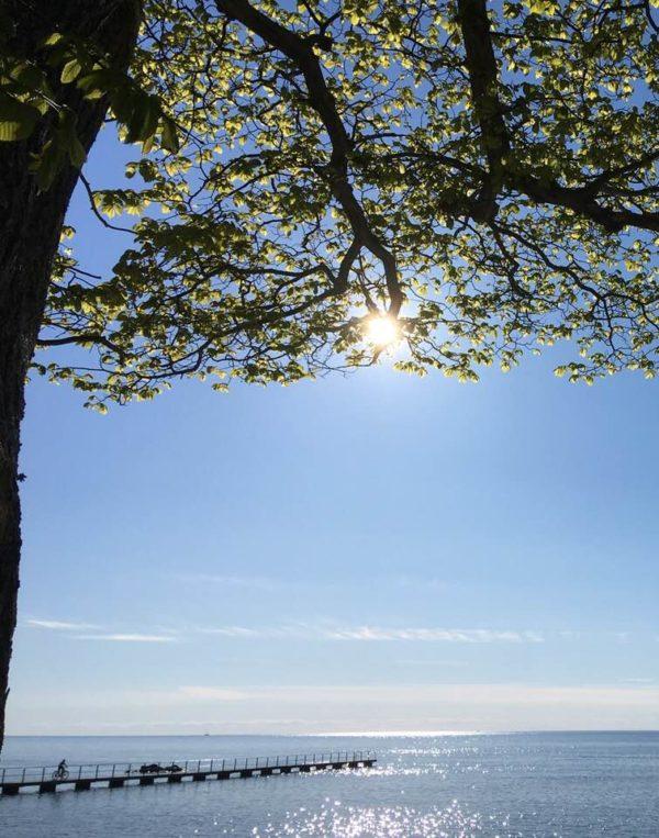Strandpromenaden Norderstrand, Visby